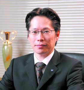 中村 道一 代表取締役社長