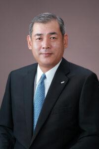 梶本 一典 代表取締役社長