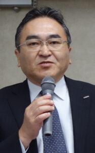オムロン執行役員 池添貴司_商品事業本部長