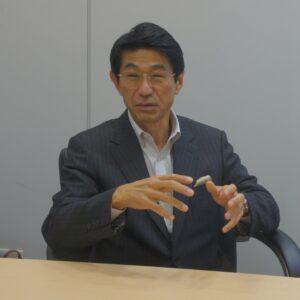 SEMIジャパン代表 中村修氏