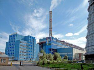 モンゴル第4火力発電所