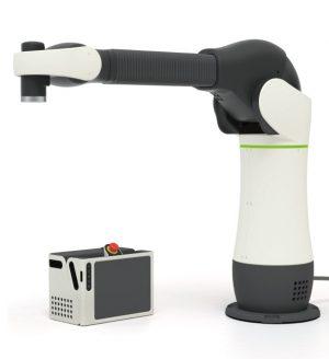 ライフロボティクス社製協働ロボット「CORO」