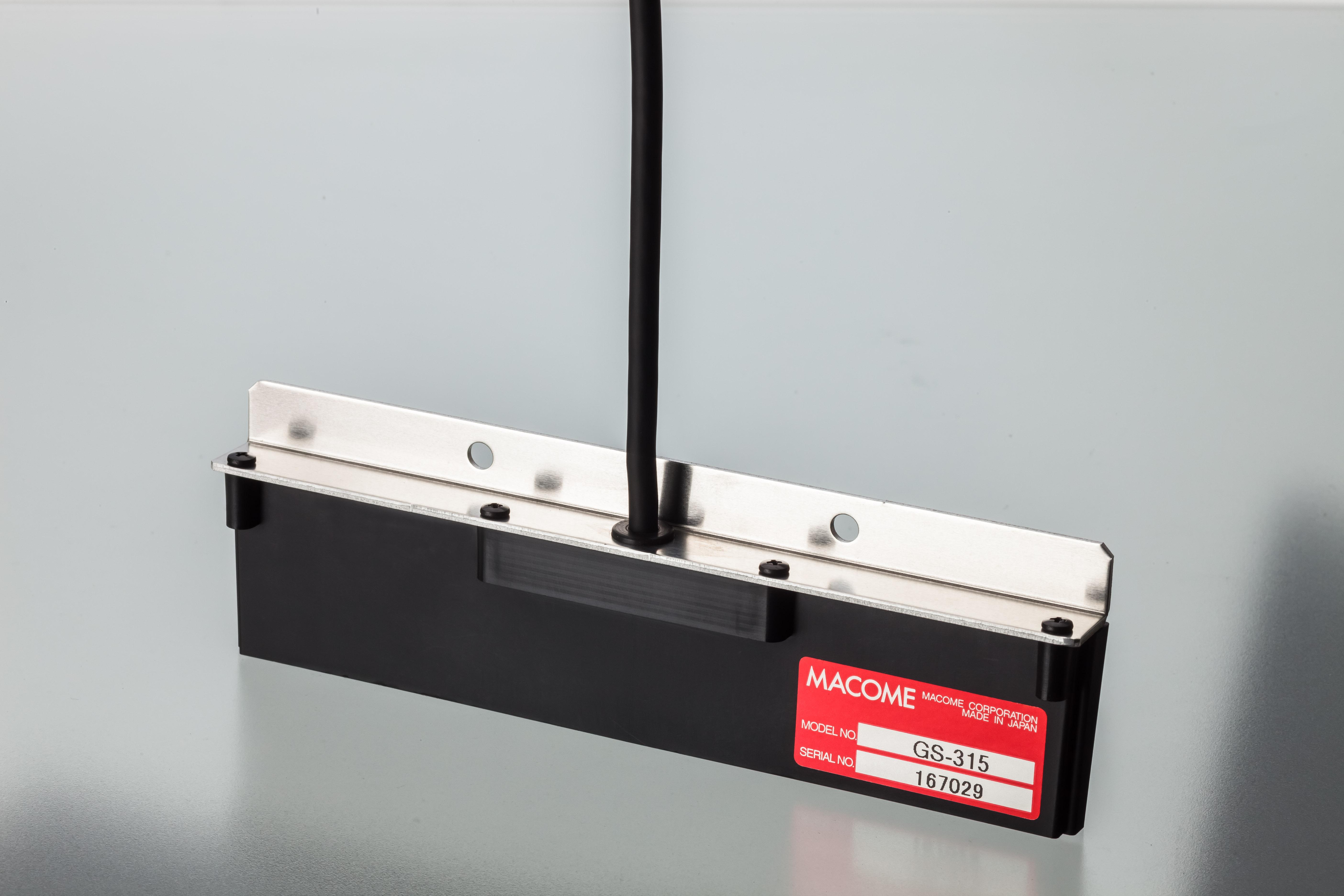 マコメ研究所 ガイドセンサー リニア出力タイプ「GS-315」 センサでAGVを支える