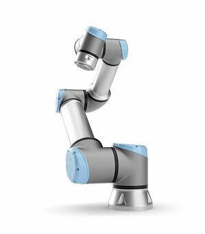 ユニバーサルロボット、協働ロボットUReシリーズに16kg可搬の中量タイプ発売