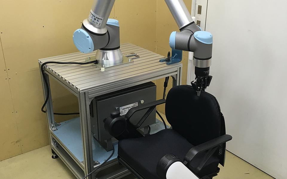 高島ロボットマーケティング 1日~レンタルOK、協働ロボットレンタルサービス