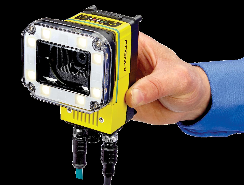 コグネックス、世界初ディープラーニング搭載のスマートカメラIn-Sight D900