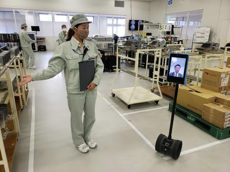 北菱電興、ドコモ、金沢工業大学、5Gスマート工場を開設