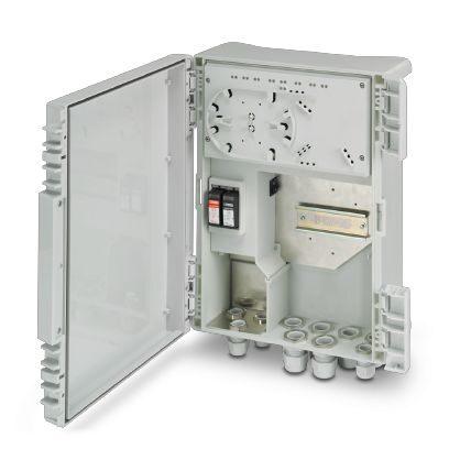 フエニックス・コンタクト、PoE++準拠 スマートカメラボックス発売 屋外対応 90W給電可 必須機器を小型一体化