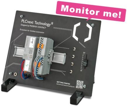 フエニックス・コンタクト、「PLCnext Technology」WEBサイトオープン モニター募集も