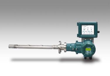 横河電機 プローブ形レーザガス分析計発売 酸素と一酸化炭素を同時測定