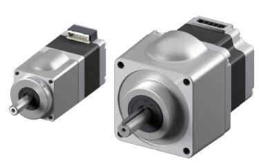 オリエンタルモーター、2相ステッピングモーターに取付角寸法28mm、60mmを追加