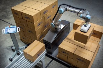 ユニバーサルロボット、協働ロボットの可搬重量12.5kgに拡大