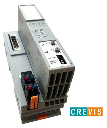 フエニックス・コンタクト、CC-Link用バスカプラ発売開始 小型高密度I/Oシステムを構築可能に